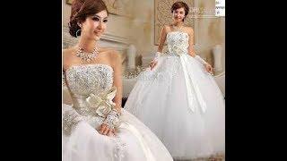 vestido de noiva mais lindo do mundo