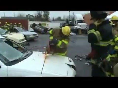 California Regional Fire Academy Class Video