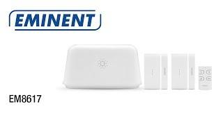 Eminent EM8617 OV2 WiFi Alarm System