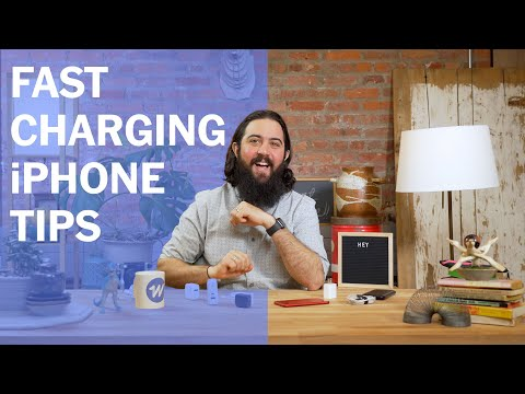 You Should Be Fast-Charging Your iPhone