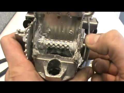 Columbia Taping Tools Taper Repair Video Part 1