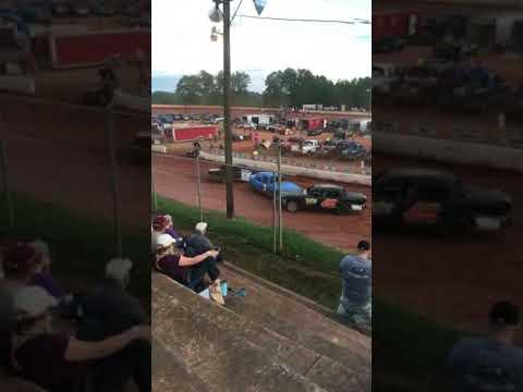 Lauren's county speedway fight 2018