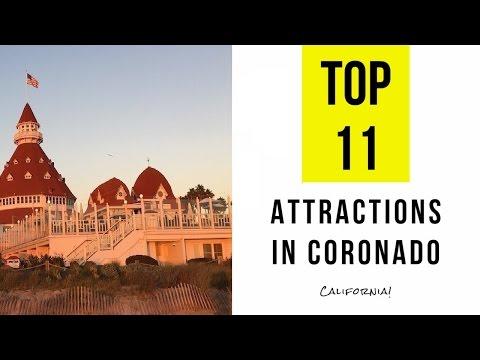 Top 11. Best Tourist Attractions in Coronado, California
