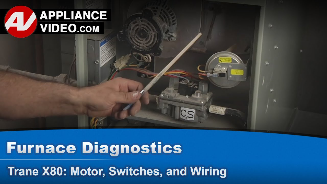 small resolution of furnace diagnostics troubleshooting motor switches wiring much more youtube