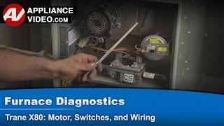 Furnace Diagnostics & Troubleshooting - Motor, switches, wiring & much more