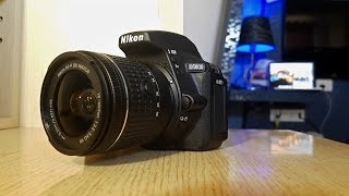 Nikon D5600 Review! Best amateur camera??