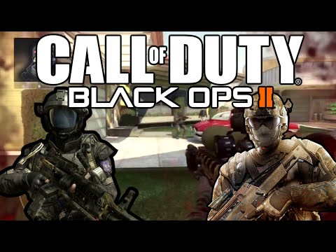Call of Duty : Black Ops 2 | MLG PRO | w/ Tryhard & Invisible Potato