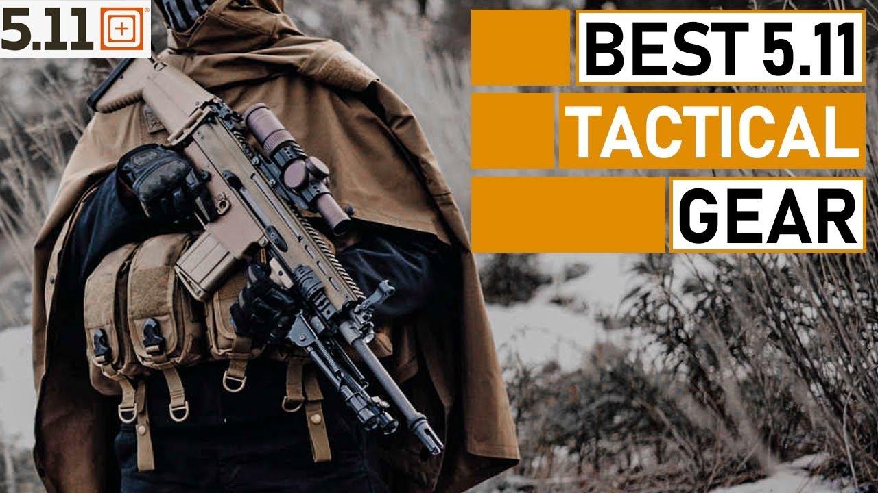 10 Best 5.11 Tactical Survival Gears