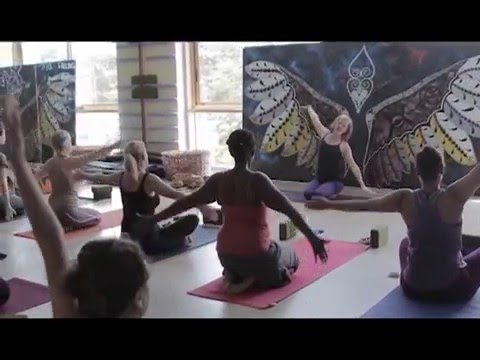 Take a Bliss Yoga Accra Class Tour w/Instructor Rebecca