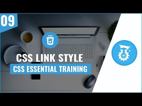 CSS Tutorial for Beginners | CSS Link Style | Part 09 thumbnail