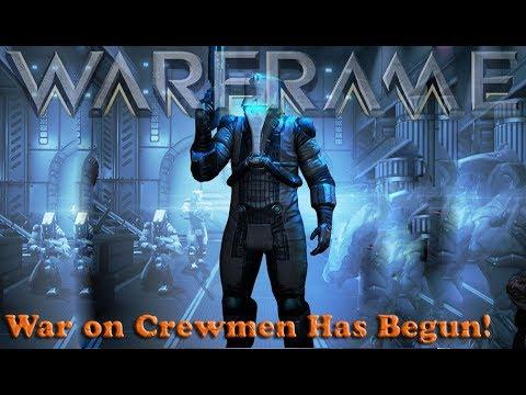 Warframe - War on Crewmen Has Begun thumbnail