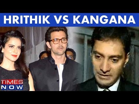 Hrithik - Kangana Controvery: Kangana Ranaut's Lawyer Speaks Exclusively With Times NOW