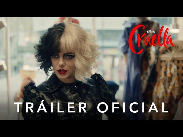 Cruella | Nuevo Tráiler Oficial