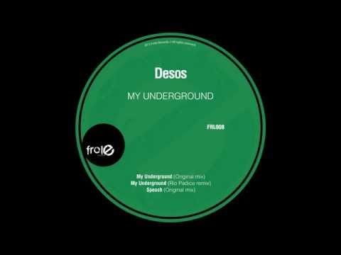 Desos - Speach (Original Mix)