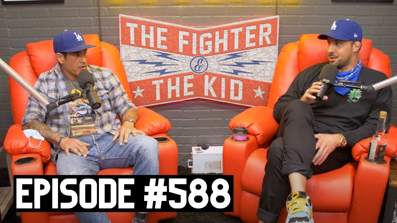 The Fighter and The Kid - Episode 588: Mike Catherwood