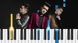 Panic! at the Disco - High Hopes - Piano Tutorial