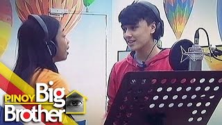 """""""Baliw"""" Recording Music Video by Edward and Maymay"""