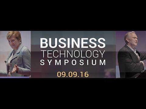 Business Technology Symposium 2016