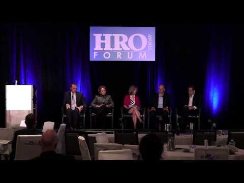 Presidential Panel — HRO Today Forum 2014