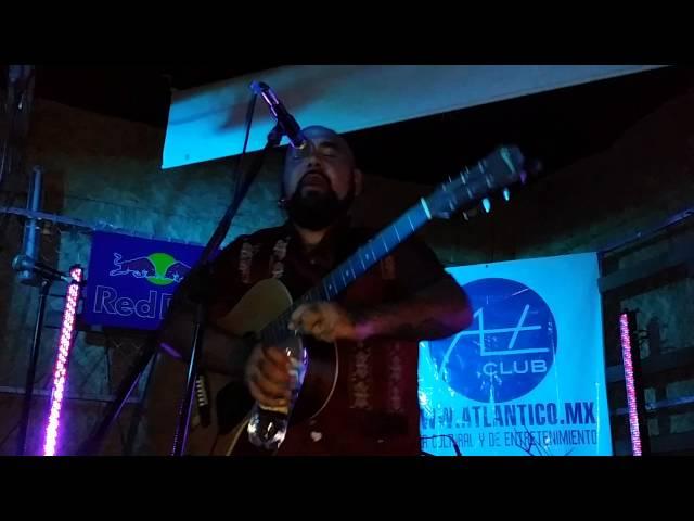 Mr. Sugar Brown Bar Atlantico opening for Mr. T Bone DF