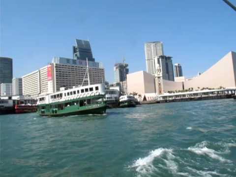 Sailing in Hong Kong Victoria Harbour - Travel Diary