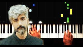 Manuş Baba - Bu Havada Gidilmez - Piano by VN Video