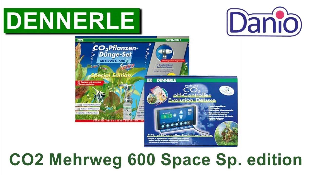 Система СО2 Dennerle Meherweg 600 Space Spesial Edition ...