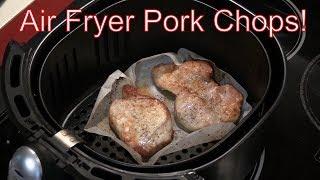 GoWISE USA Air Fryer - Episode X - Pork Chops