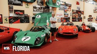 85 Of The World's Rarest Cars! [The Wilson Collection]