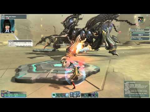 Phantasy Star Online 2 - Mining Base Defense (Very Hard)