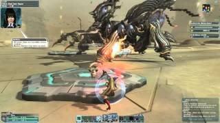 Phantasy Star Online 2 - Mining Base Defense (Very Hard)