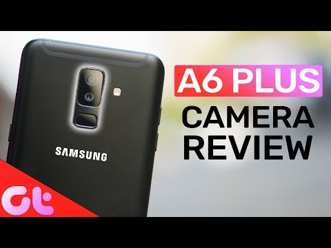Samsung Galaxy A6 Plus Camera Review: Good Enough?