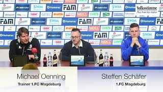 FCM: PK vor dem Spiel gegen Köln