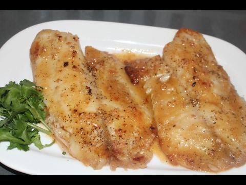 Oven Baked Honey Garlic Basa Fish | Recipes From A Small Kitchen