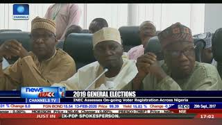 2019 Elections: INEC Assesses On-going Voter Registration Across Nigeria