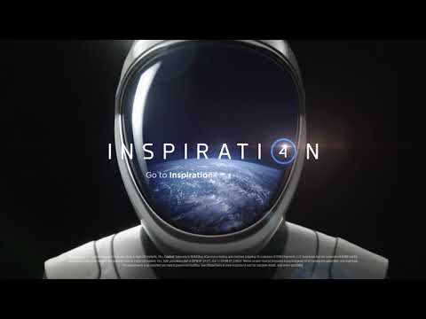 Super Bowl Ad: Join The First All-Civilian Space Mission | Inspiration4