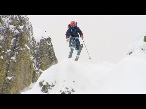 Skiing Lake Tahoe - Sugar Bowl Academy Freeride: CLIFFS.POW.FLIPS