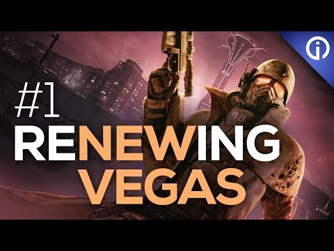 Renewing Fallout: New Vegas #1 | Modding Classic Fallout Atmosphere and Mechanics