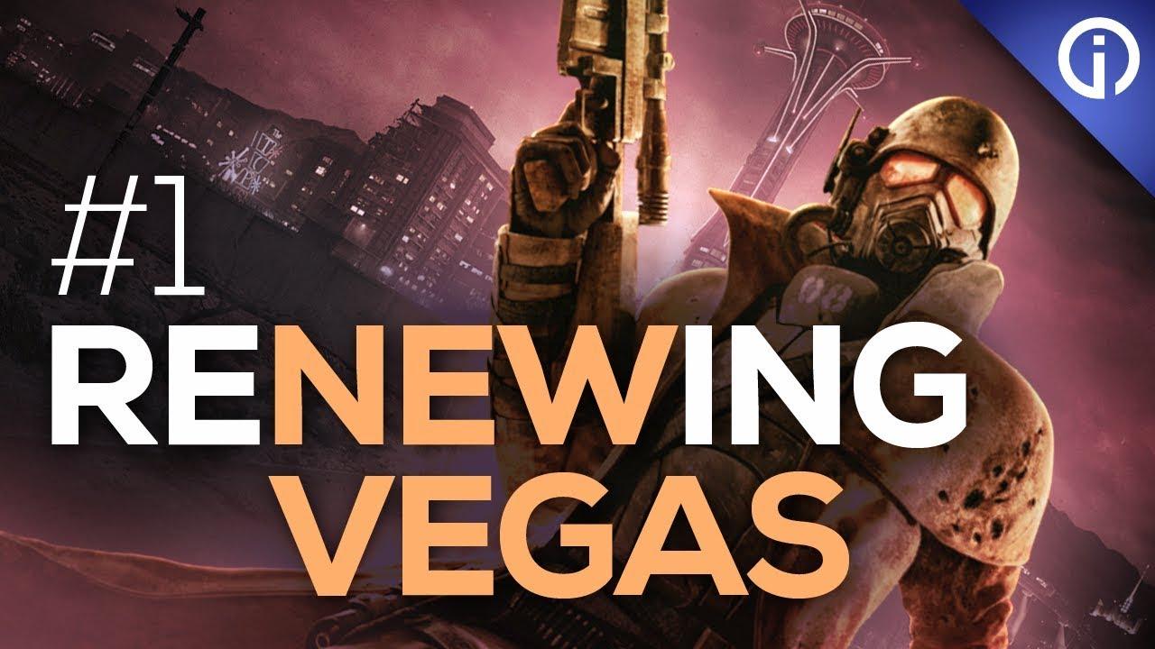 Renewing Fallout: New Vegas #1 | Modding Classic Fallout Atmosphere and  Mechanics