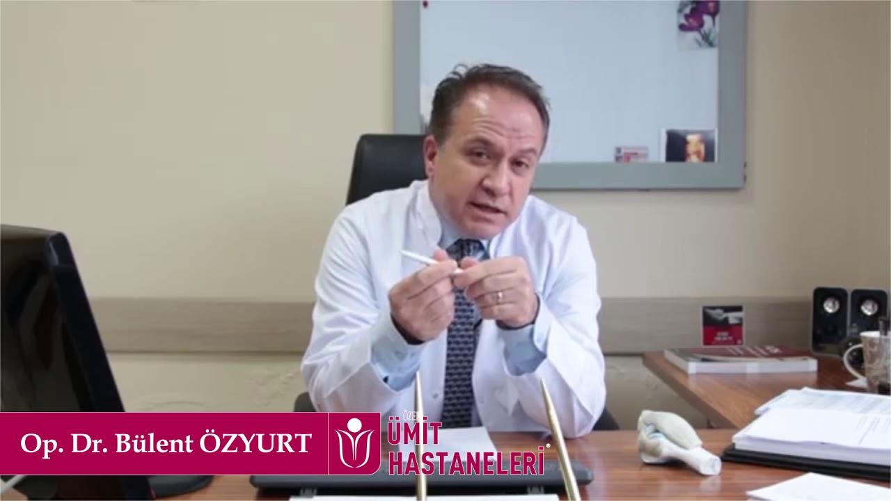 Op. Dr. Bülent ÖZYURT Diz ve Diz Bölgesi Rahatsızlıkları