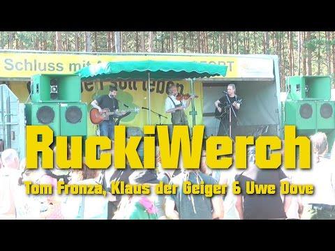 RuckiWerch Klaus der Geiger @ Kulturelle Widerstandspartie Gorleben 2016