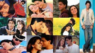 Shahrukh Khan Romantic Hits Songs | Best Hindi Songs| 90s Super hit Songs | SRK