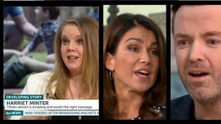 Feminists Get Rekt By Piers & Peter Lloyd Over Gillette