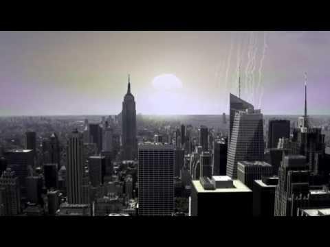 Атомный взрыв в Нью Йорке - Atomic explosion in New York