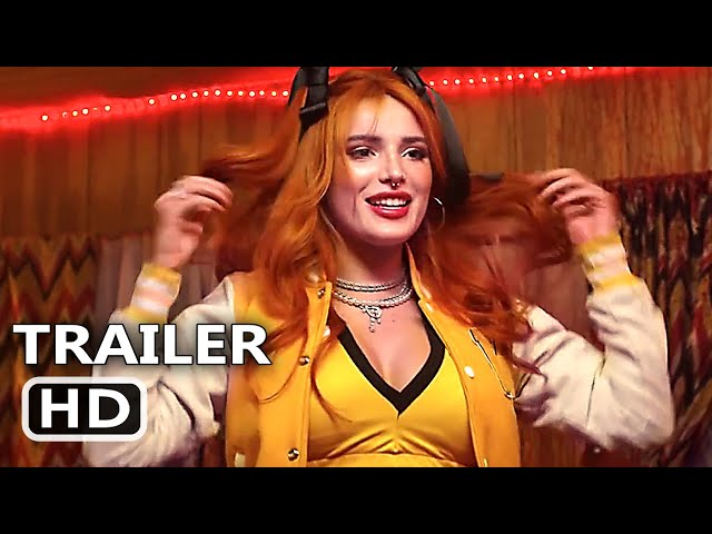 THE BABYSITTER 2 Official Trailer (2020) Bella Thorne, Killer Queen Movie HD