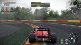 [Project Cars 2] Formel A Gameplay: Spa Blizzard-Wetter