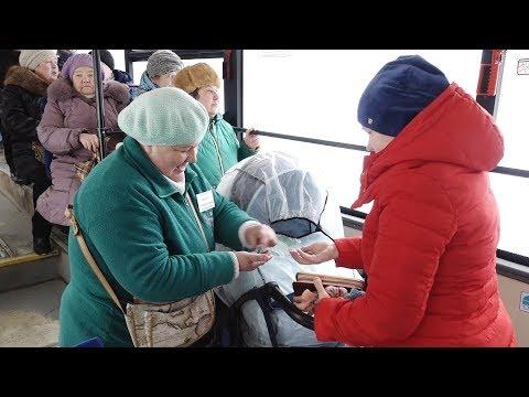 «Хочется видеться с людьми»: на маршруте №37 «Вологда-Молочное» работает позитивный кондуктор