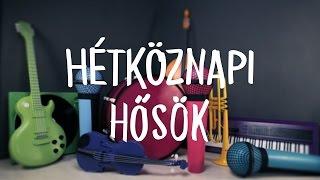 PUNNANY MASSIF: HÉTKÖZNAPI HŐSÖK / OFFICIAL VIDEO (Official Music Video)