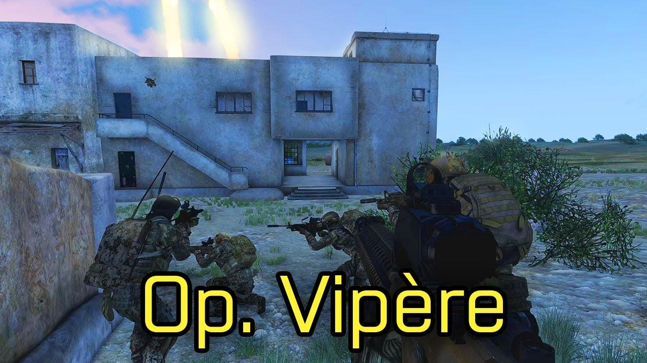 Mission - Opération Vipère