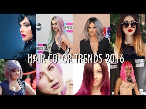HAIR COLOR IDEAS! (Top Trends)